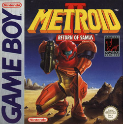 Metroid II: Return of Samus rom