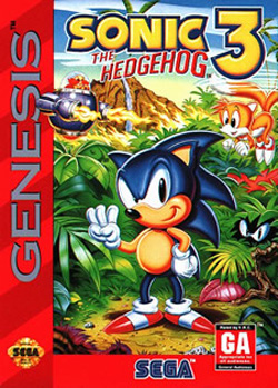 Sonic the Hedgehog 3 rom