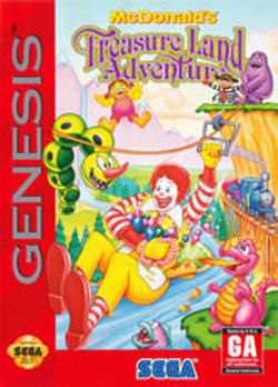 Mcdonald's Treasure Land Adventure rom