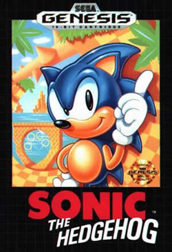 Sonic the Hedgehog rom