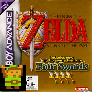 Legend of Zelda: Link to the Past rom