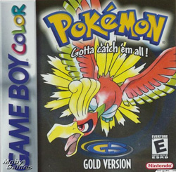 Pokemon: Gold Version rom