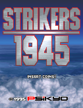 Strikers 1945 rom